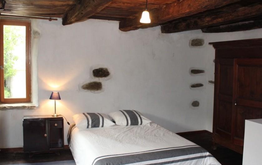 Location de vacances - Gîte à Saint-Vincent-d'Olargues - Chambre gîte 2