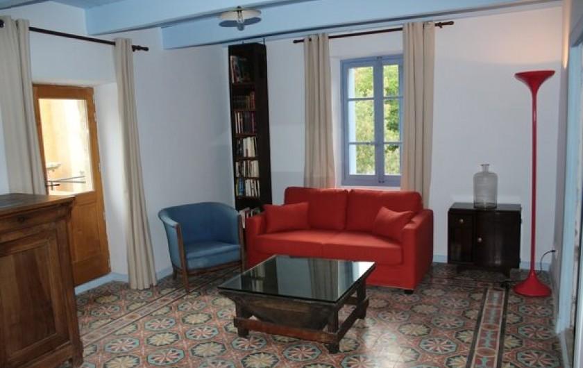 Location de vacances - Gîte à Saint-Vincent-d'Olargues - Séjour gîte