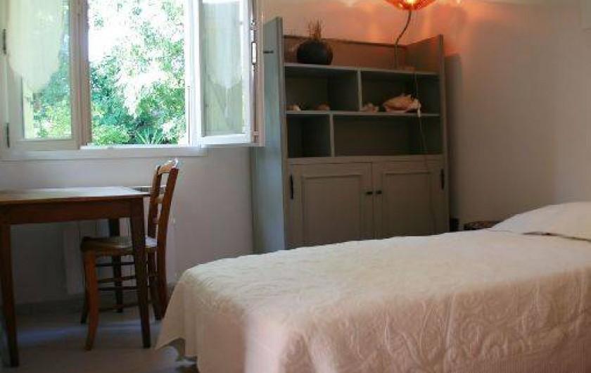 Location de vacances - Appartement à Collioure - chambre 2