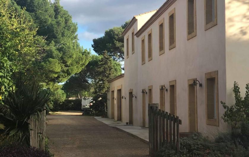 Location de vacances - Gîte à Mirepeisset - Gîtes et Salle de réception