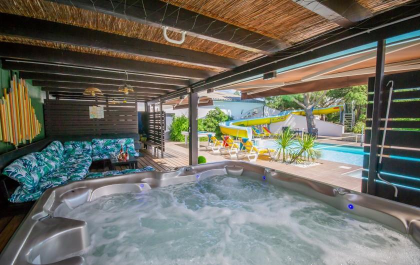 Location de vacances - Villa à Pépieux - PING PONG ET LA VOLIERE
