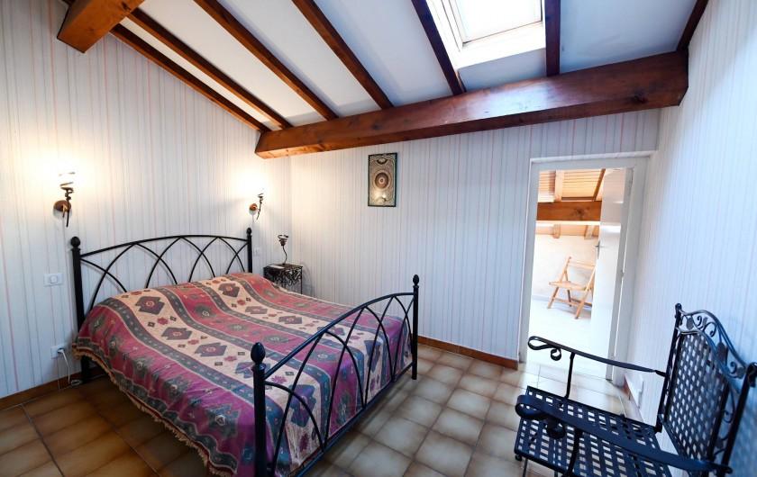 Location de vacances - Appartement à Port-Vendres - chambre 1