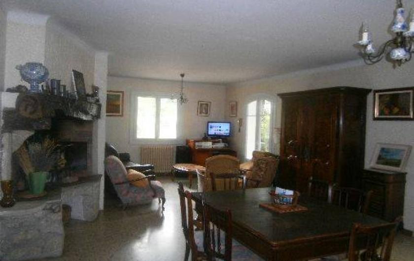 Location de vacances - Villa à Loriol-du-Comtat