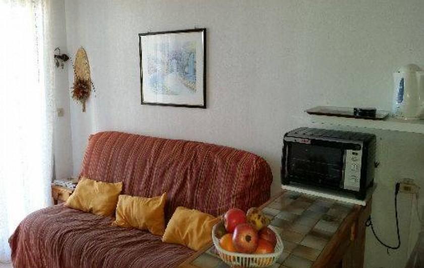 Location de vacances - Appartement à Sainte-Marie