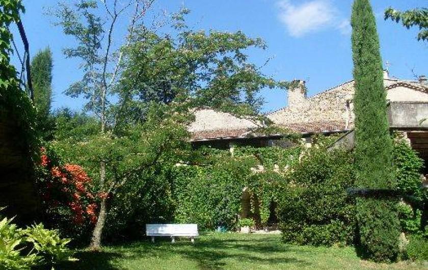 Location de vacances - Mas à Aubenas