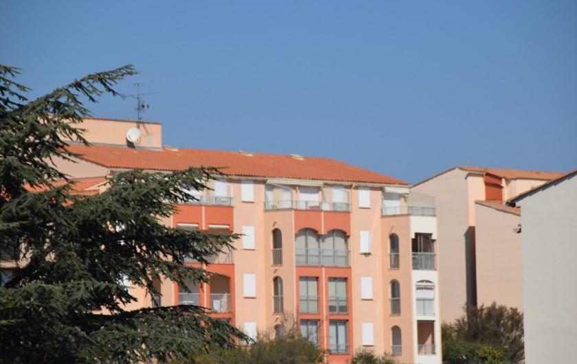 Location de vacances - Appartement à Fréjus - Résidence
