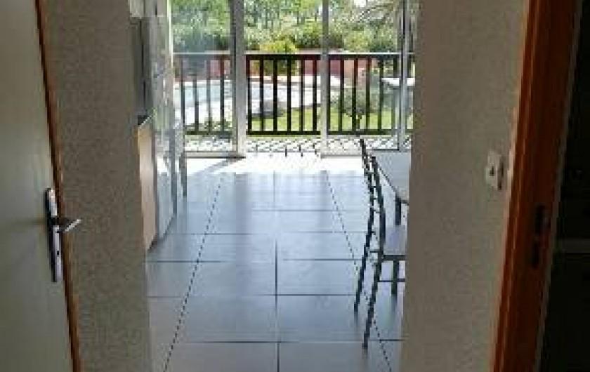 Location de vacances - Appartement à Le Cap d'Agde - SEJOUR