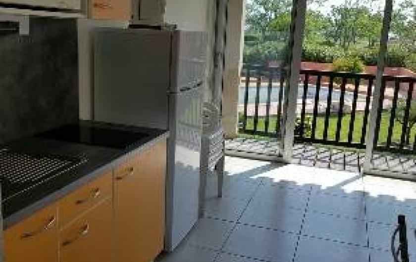 Location de vacances - Appartement à Le Cap d'Agde