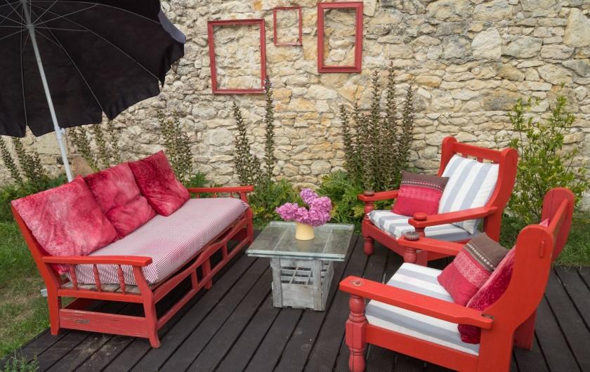 Location de vacances - Chambre d'hôtes à Saint-Yzans-de-Médoc