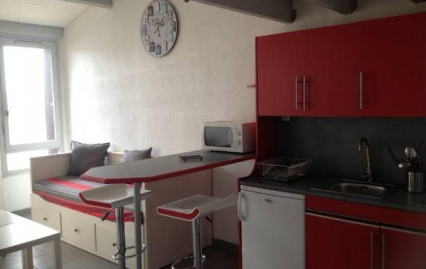 Location de vacances - Appartement à Le Barcarès