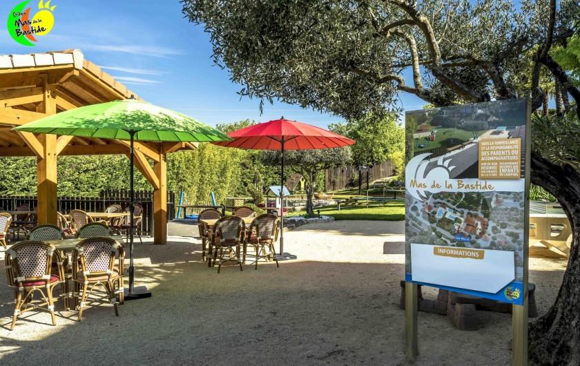 Location de vacances - Gîte à Joyeuse - Bar/Restaurant