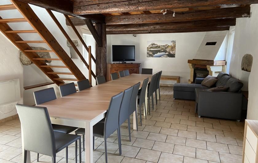 Location de vacances - Gîte à Joyeuse - Interieur gite Feneire (7-8 pers)