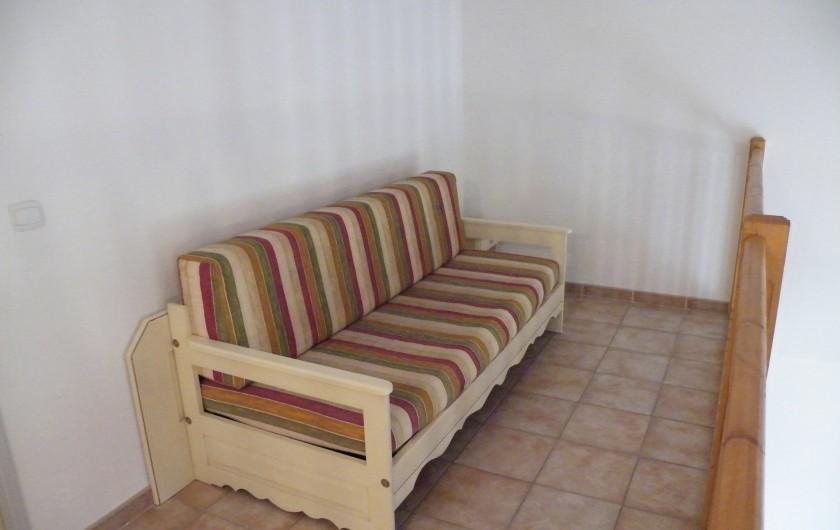 Location de vacances - Villa à Homps - Mezzanine