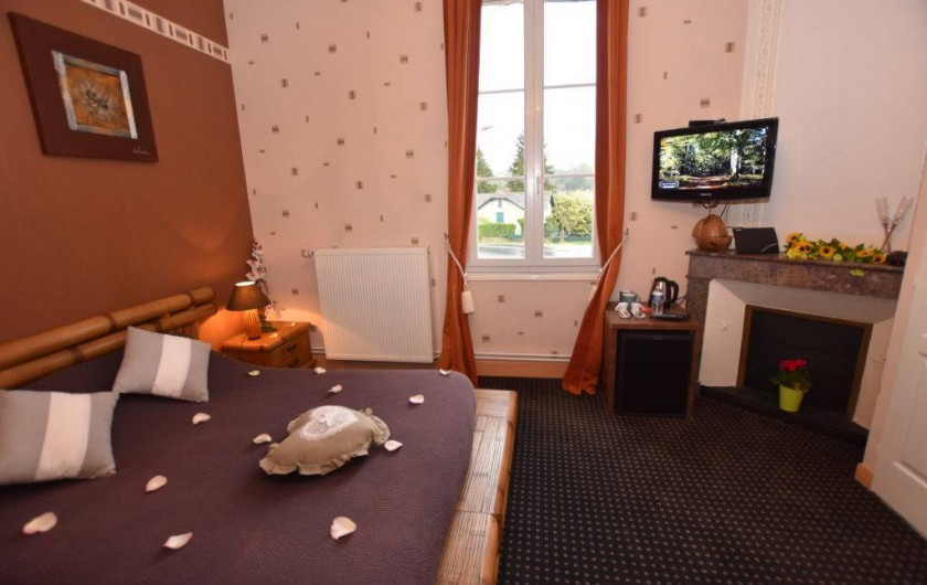 Location de vacances - Chambre d'hôtes à Lalinde - Chambre Coco