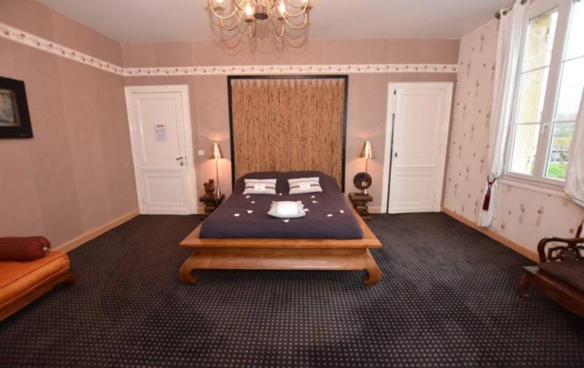 Location de vacances - Chambre d'hôtes à Lalinde - Chambre Dodo