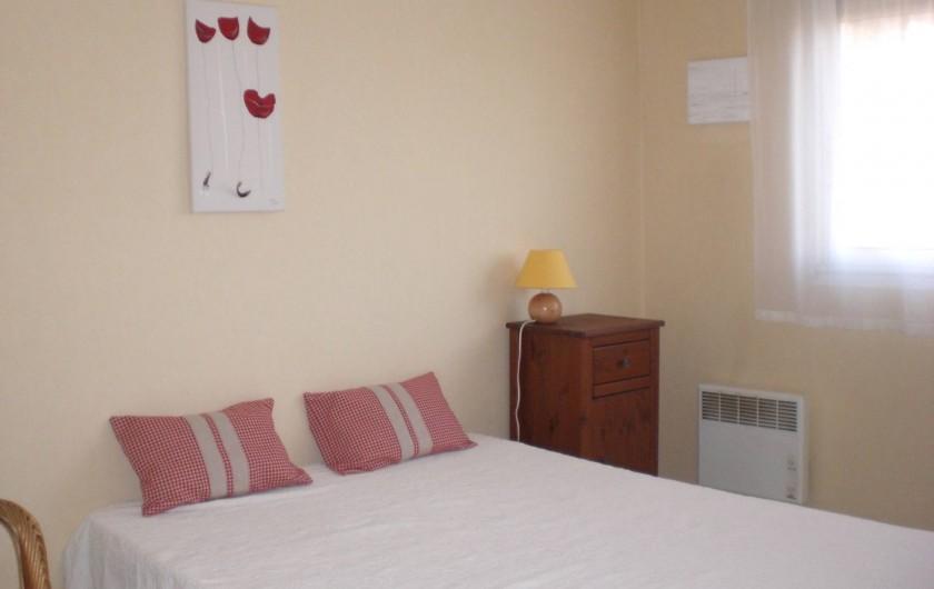 Location de vacances - Appartement à Arcachon - Chambre