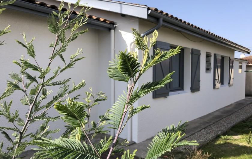 Location de vacances - Villa à La Teste-de-Buch - Jardin