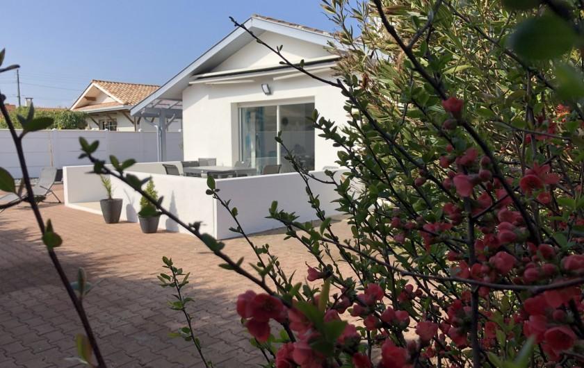 Location de vacances - Villa à La Teste-de-Buch - Salle d'eau