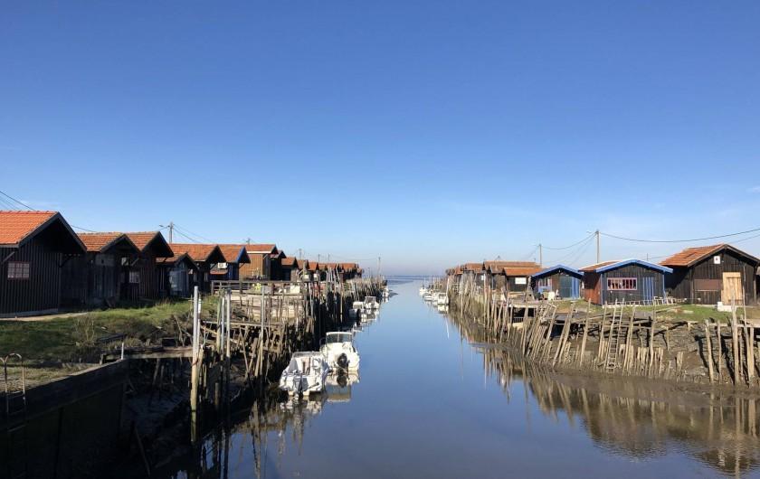 Location de vacances - Villa à La Teste-de-Buch - Ports ostréicoles