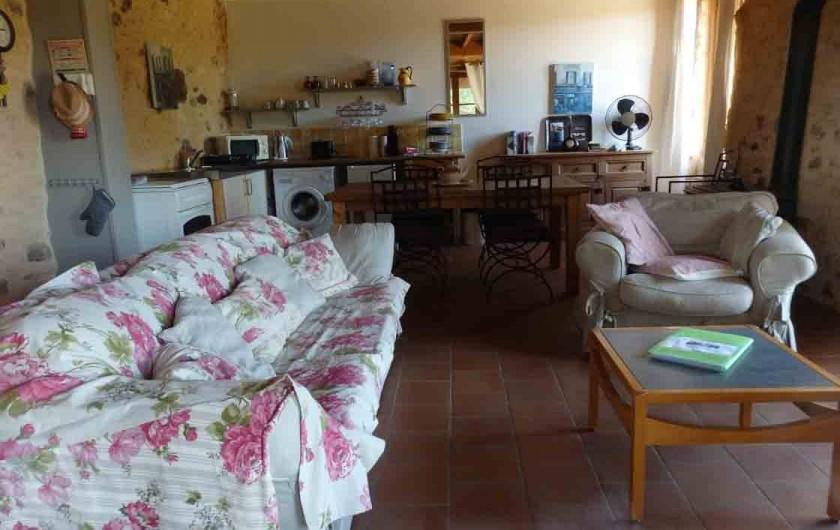 Location de vacances - Gîte à Bouillac - Le Cèdre