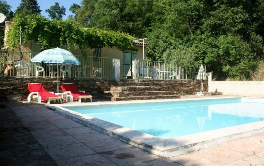 Location de vacances - Villa à Collobrières