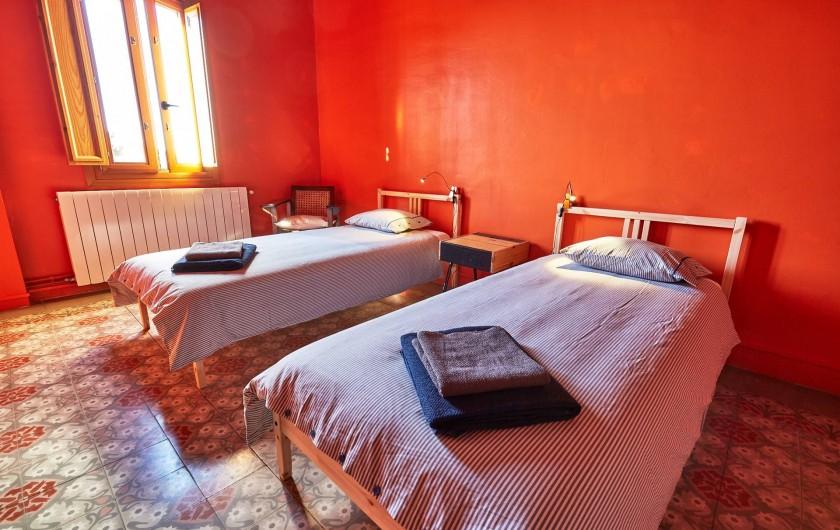 Location de vacances - Chalet à Les Cabanyes