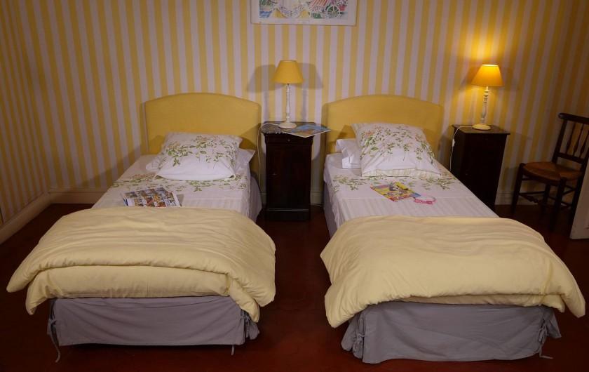 Location de vacances - Maison - Villa à Bessan - Cousins' room