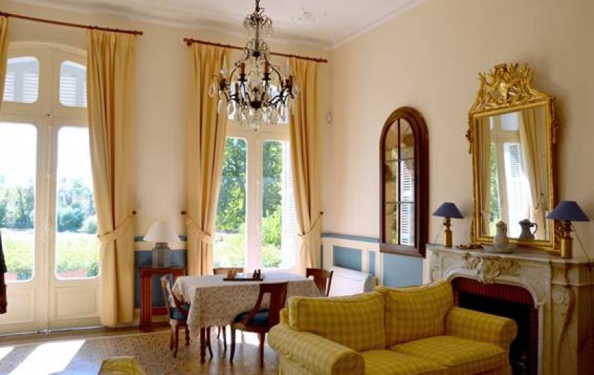 Location de vacances - Maison - Villa à Bessan - The TV room