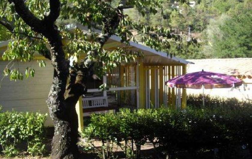 Location de vacances - Camping à Saint-Jean-de-Valériscle