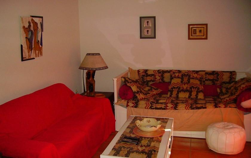 Location de vacances - Maison - Villa à Torrox Costa - Salon