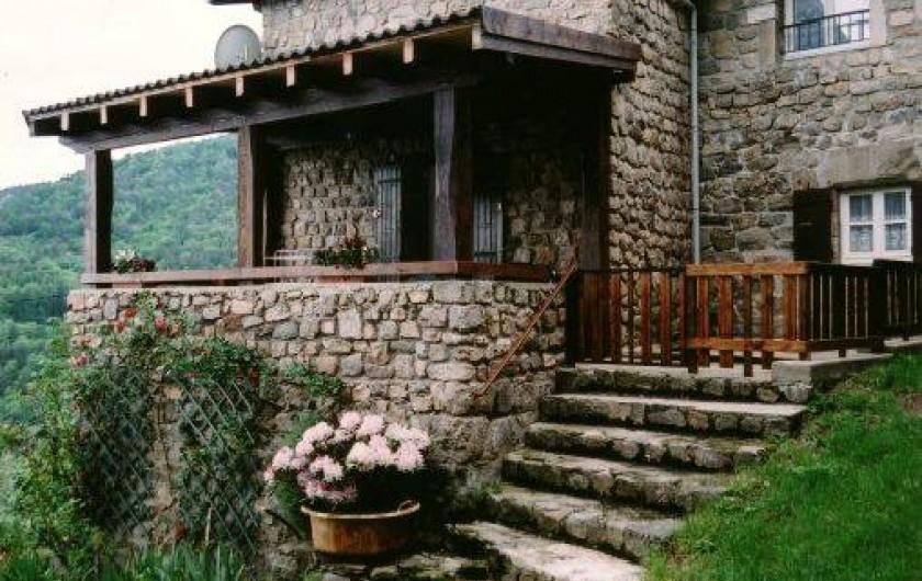 Location de vacances - Gîte à Lamastre