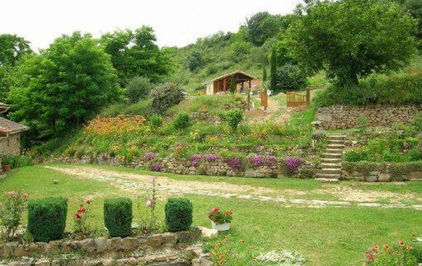 Location de vacances - Gîte à Arlebosc