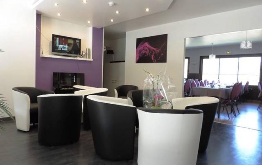 Location de vacances - Hôtel - Auberge à Saint-Paul-de-Fenouillet - le salon
