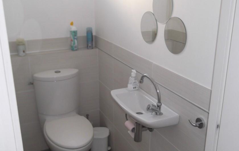 Location de vacances - Villa à Manhattan - WC