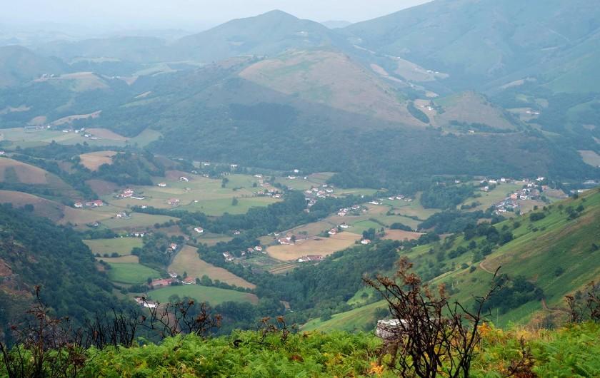 Location de vacances - Villa à Bidarray - montagne et nombreuses randonnèes