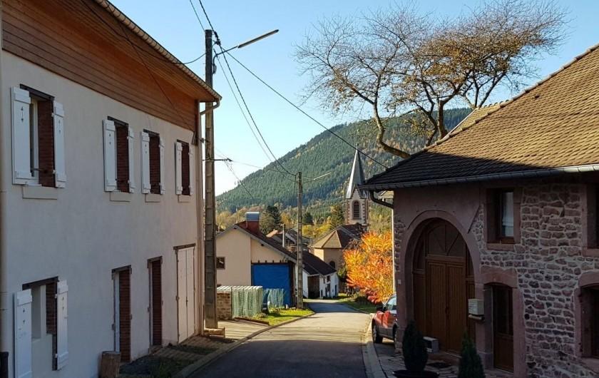 Location de vacances - Gîte à Raon-lès-Leau - Gite