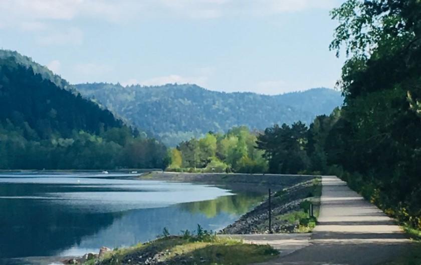 Location de vacances - Gîte à Raon-lès-Leau - Lac de Celles sur Plaine