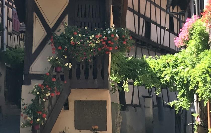 Location de vacances - Gîte à Raon-lès-Leau
