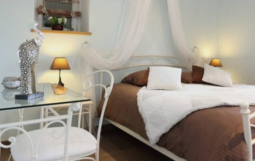 Location de vacances - Gîte à Carsac-Aillac - la Bergerie