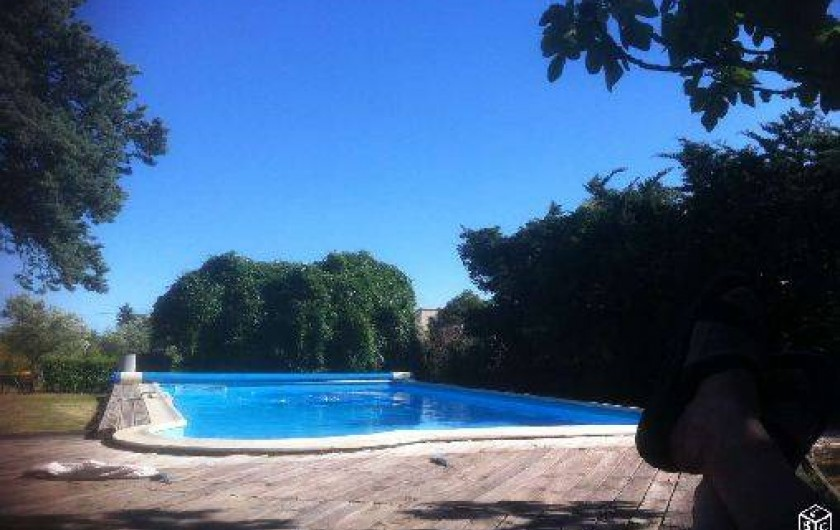Location de vacances - Villa à Marguerittes