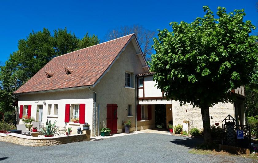 Location de vacances - Maison - Villa à Sarlat-la-Canéda - Maison d'hôtes la Bayardine