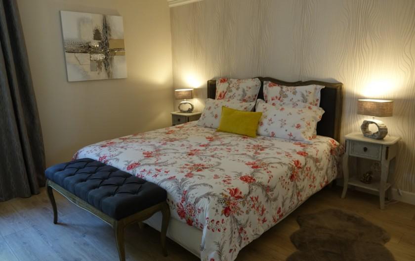 Location de vacances - Maison - Villa à Sarlat-la-Canéda - Chambre Ecureuil