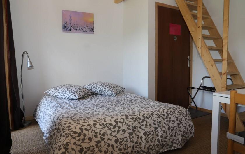 Location de vacances - Chambre d'hôtes à La Féclaz - Chambre Le Revard