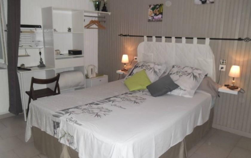 Location de vacances - Appartement à Autignac - Chambre d'hôtes n°6