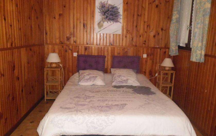 Location de vacances - Appartement à Autignac - Chambre  gîte 9