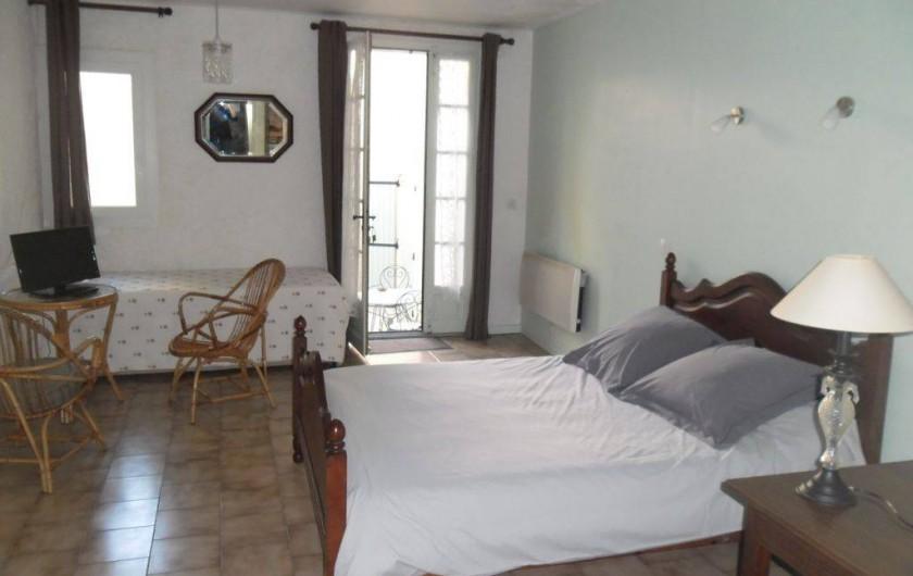 Location de vacances - Appartement à Autignac - Gîte 7 pour 2 personnes (studio)