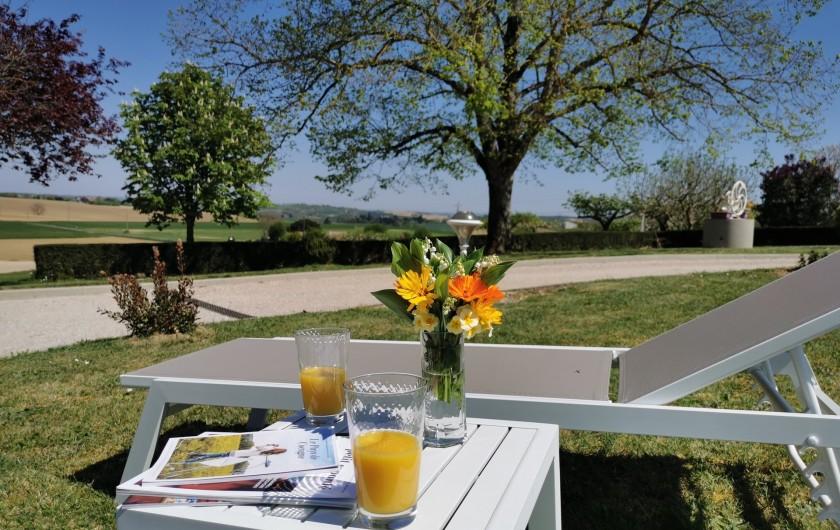 Location de vacances - Gîte à Garrigues