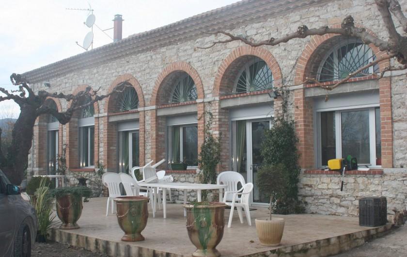 Location de vacances - Appartement à Bagard