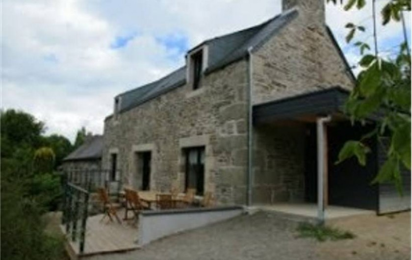 Location de vacances - Chambre d'hôtes à Plouégat-Moysan