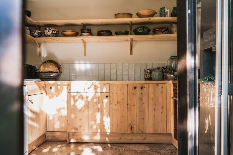 Location de vacances - Mas à Potelières - La cuisine